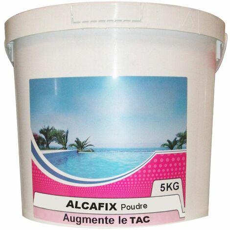 augmentateur d'alcalinité en poudre 5kg - alcastop - nmp