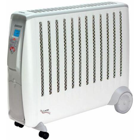 radiateur à bain d'huile 3000w blanc - cde3ecc - ewt