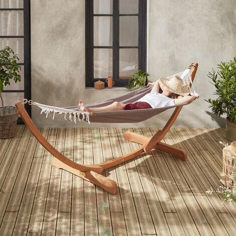 Amaca in legno 317x100cm - Hamaca