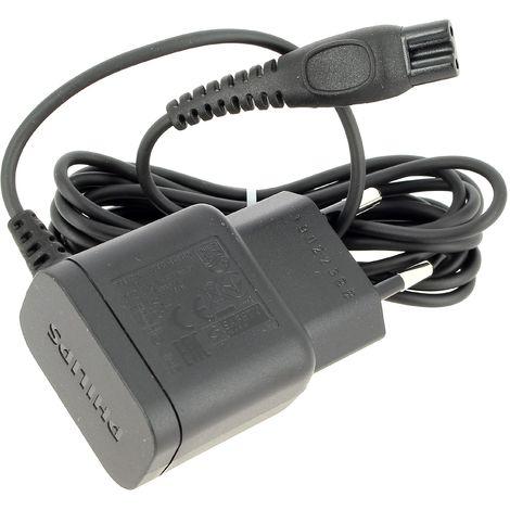 Transformateur alimentation+cordon pour Rasoir Philips, Tondeuse Philips