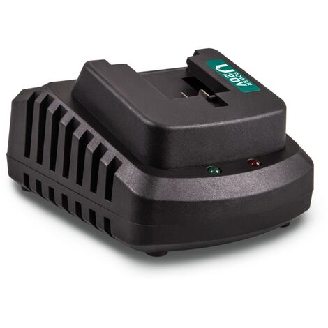 Chargeur rapide – VPower 20V - Chargeur de batterie CD801AA et CD803AA - Compatibles avec les machines VPower de VONROC