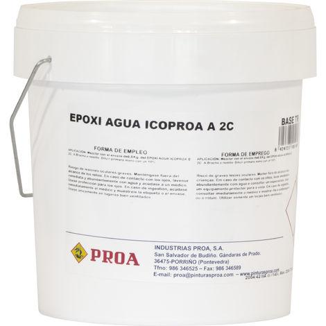EPOXI AGUA ICOPROA 2 COMPONENTES