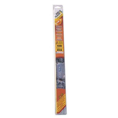 Baguette Aluminium diamètre 3mm Etui de 3 - WELDTEAM