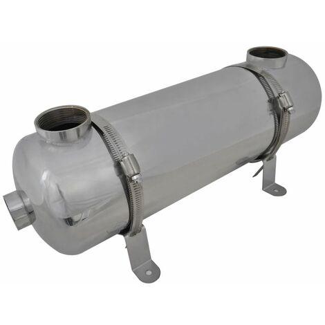 echangeur de chaleur pour piscine 485 x 134 mm 60 kW