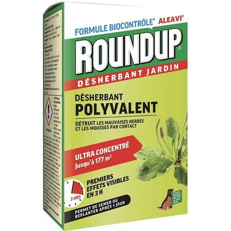 Roundup - Désherbant Rapide Concentré, 400 ML