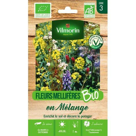 Vilmorin - Fleurs en mélange pour engrais vert