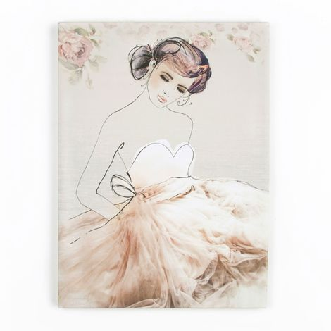 Art for the Home Grace Printed Canvas (Was £25)