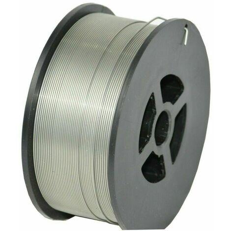 Hilo de soldar sin gas soldador o flux 0,8 mm no gas 1 kgs mig