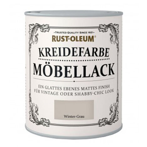 Rust-Oleum Kreidefarbe Möbellack 750ml altrosa - size please select - color Altrosa - Altrosa