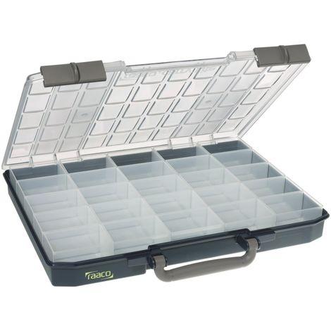 Raaco 136129 Professional Assorter composant Box 6-0