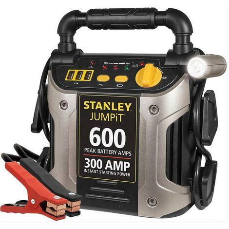 BOOSTER STANLEY 300A JUMP Starter 600 Station de démarrage rechargeable Moto Auto Camion