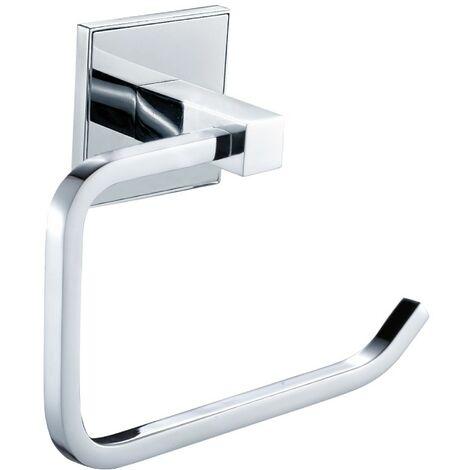 Saturn Chrome Toilet Roll Holder