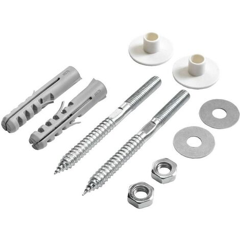 Wall Mounted Basin Sink Fixing Bolt Kit 10mm