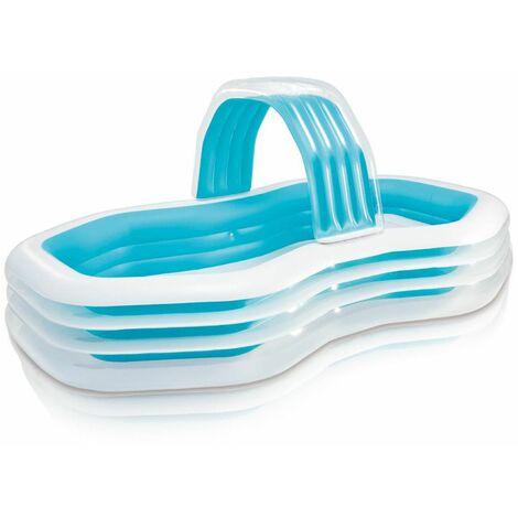 "Intex Swimming Pool Family Swim Center ""Cabana Pool"""