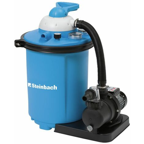 "Steinbach Swimming Pool Sandfilteranlage ""Speed Clean Comfort 75"""