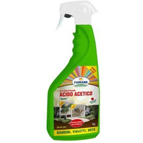 "Acido Acetico Diserbante ""Aceto"" 1Lt Papillon"