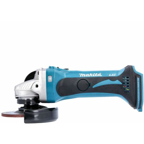Makita DGA452Z 18V li-ion Cordless Angle Grinder 115mm Body Only