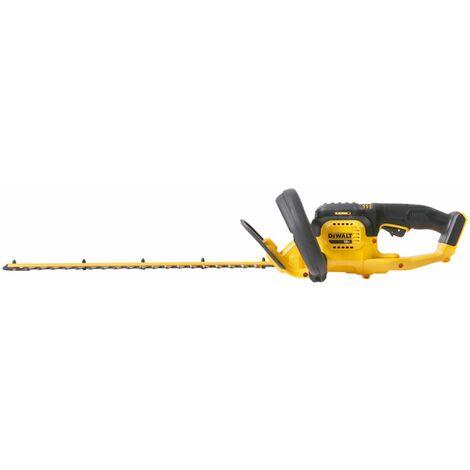 Dewalt DCM563PB 18v Cordless Hedge Trimmer Cutter 55cm 550mm Blade - Bare Unit