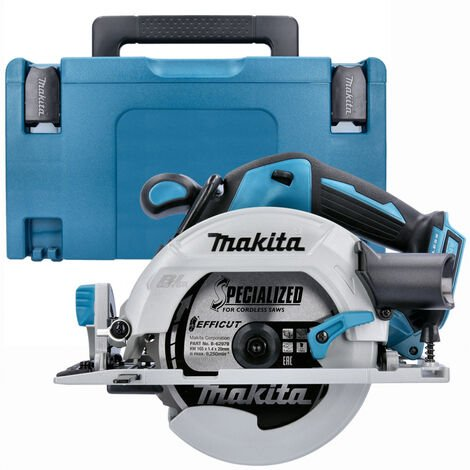 Makita DHS680ZJ 18V LXT Brushless Circular Saw 165mm in Makpac Case
