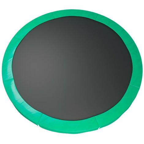 Coussin de protection des ressorts pour Trampoline 10Ft / 305 cm - Vert - PE - Vert