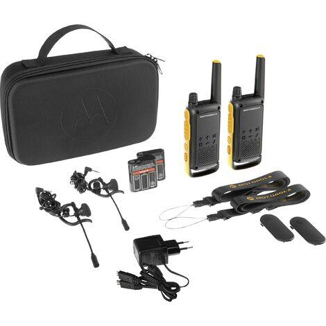 Talkie-walkie PMR Motorola Solutions TLKR T82 Extreme 188069 jeu de 2 1 pc(s) S003731