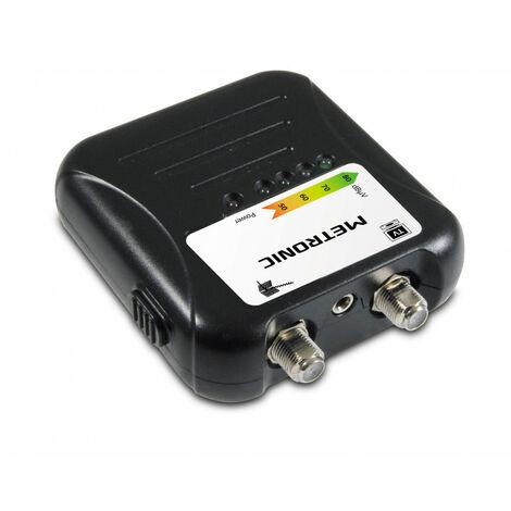 Pointeur d'antenne TNT à fiche F - Testeur de signal