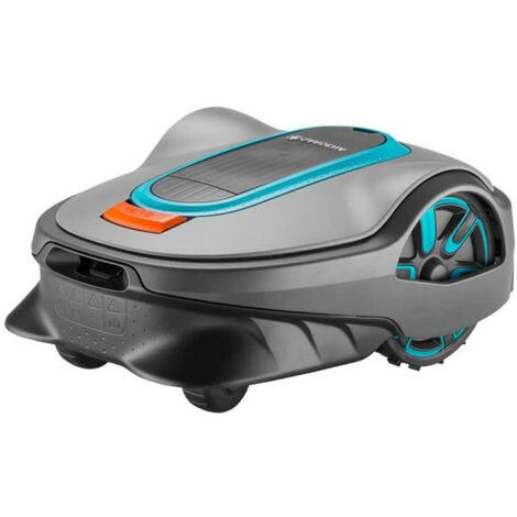 GARDENA Robotic Lawnmower - SILENO life 750 - 15101-26