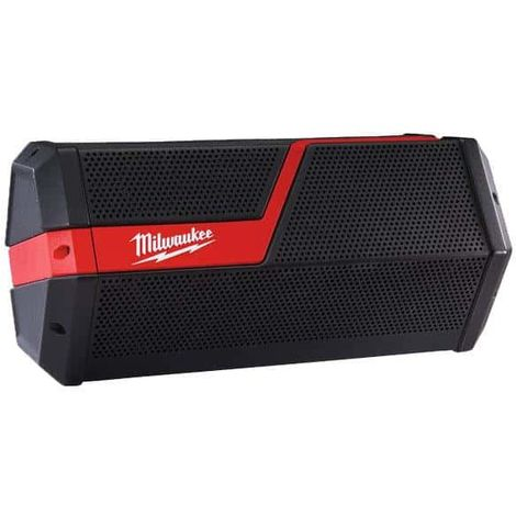 MILWAUKEE M12-18 JSSP-0 Bluetooth Speaker - without battery and charger 4933459275