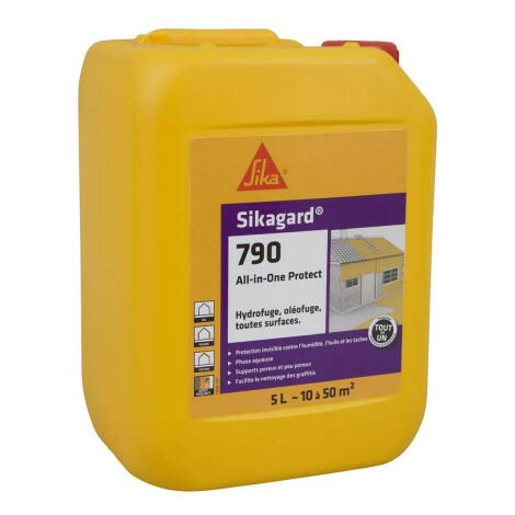 Waterproof Sikagard 790 All-in-One - 5L