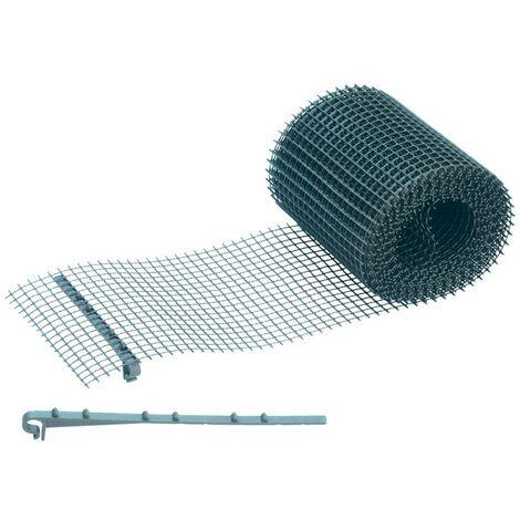 Filet de protection de gouttière 6m - INTERPLAST