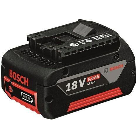 Bosch GBA 18 V 6,0 Ah M-C - batterie Li-Ion