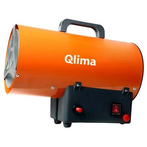 Qlima - Chauffage de chantier gaz GFA 1010 (EU)