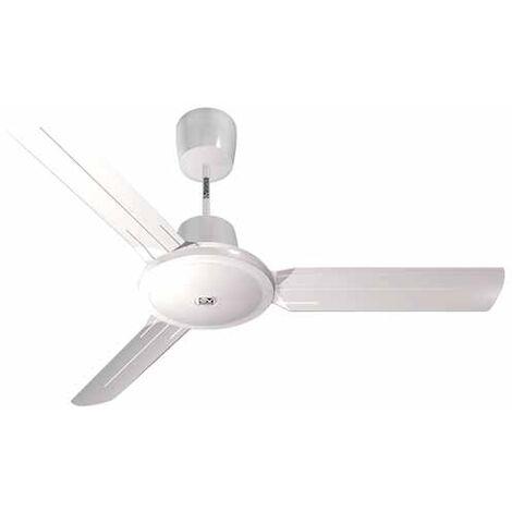 """Ventilateurs de plafond réversibles Vortice Nordik Evolution R 90/36"""" Bianco - sku 61750"""