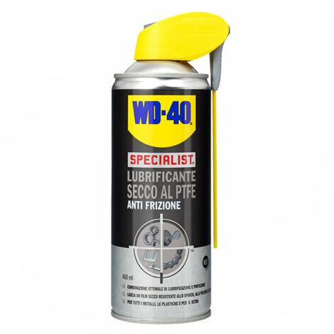 Wd-40 lubrificante secco spray ml 400