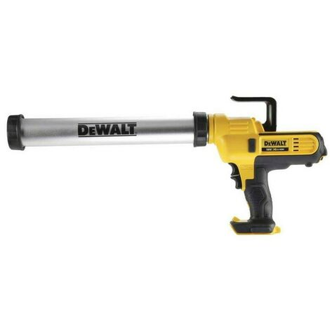 DeWalt DCE580N 18v Caulk Gun 600ml Body Only