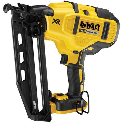 DCN660 XR Brushless Second Fix Nailer
