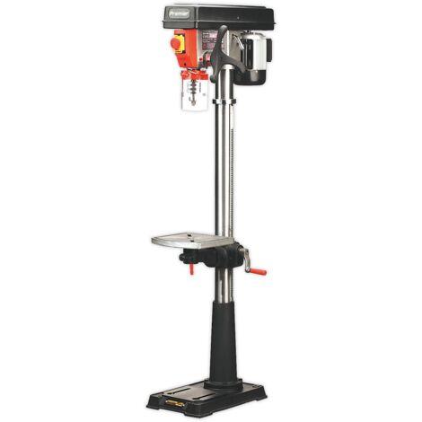 Sealey PDM170F Pillar Drill Floor 16-Speed 1610mm Height 230V