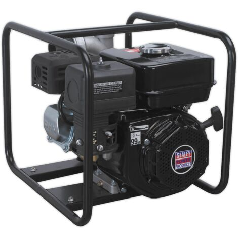 Sealey EWP050 Water Pump Ø50mm 7.0hp Petrol Engine