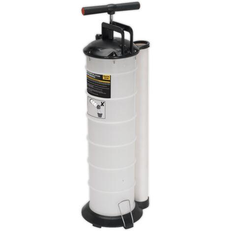 Sealey S01169 Vacuum Oil & Fluid Extractor Manual 6.5L