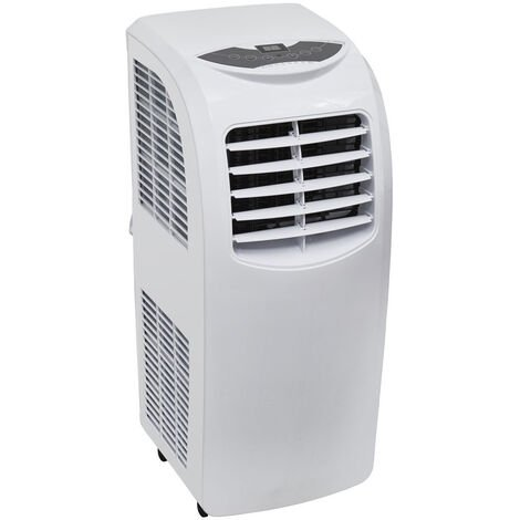 Sealey SAC9002 Air Conditioner/Dehumidifier 9,000Btu/hr
