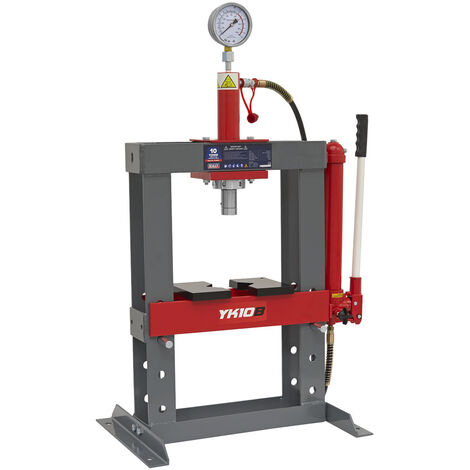 Sealey YK10B Hydraulic Press 10tonne Bench Type
