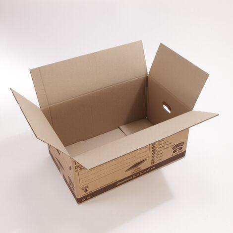 Carton solide de très grande taille (160 L)
