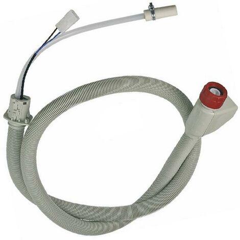 Tuyau d'alimentation Aquastop 1,5M (8072506044) Lave-vaisselle ELECTROLUX, FAURE, AEG, ZANUSSI, ARTHUR MARTIN ELECTROLUX