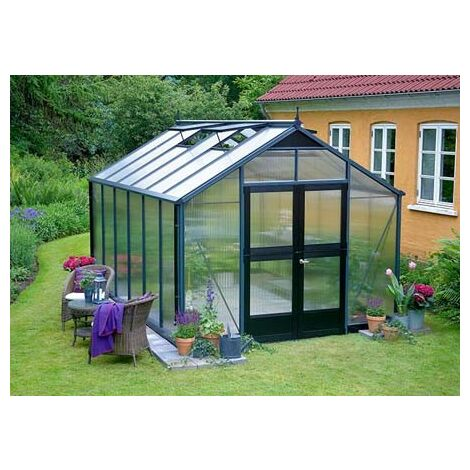 Serre polycarbonate Premium 8.80 m²