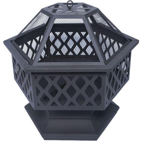 Hexagonal Firepit