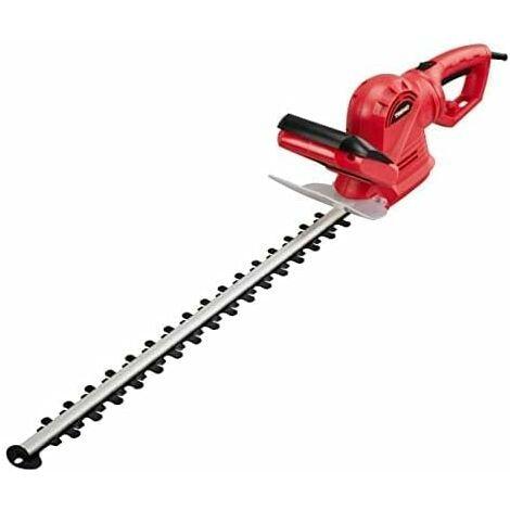 Taille-haies électrique Taille Haie710 W, Longueur de Lame 610 mm, Ouverture des Dents 24 mm TEENO