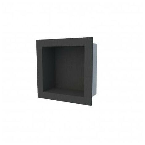 Aussparung, 210 x 210 mm, fliesenfertig, für Dampfbad, Badezimmer, Sauna, Hamam, Spa und für feuchte Räume 1
