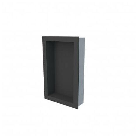 Aussparung, 300 x 510 mm, aus XPS, fliesenfertig, für Dampfbad, Badezimmer, Sauna, Hamam, Spa und für feuchte Räume 1