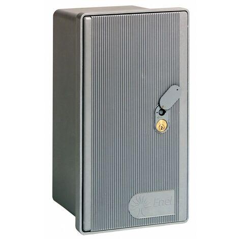 Cassetta x contatore enel 1 posto c/serr. gmi (1 pz)