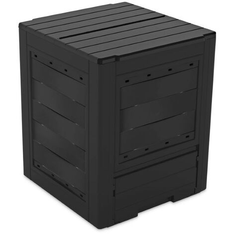 Compostiera lt.260 ambition antr.cm.60x60x73h (1 pz)